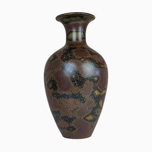 Mid-Century Ceramic Floor Vase by Gunnar Nylund for Rörstrand, Sweden