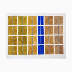 Bleu outremer by Romano Zanotti