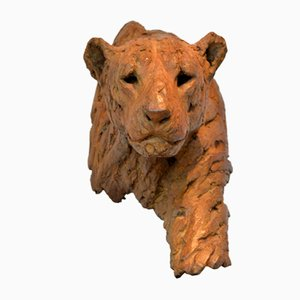Leopard Fragment by I. Carabantes
