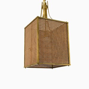 Ceiling Lamp, Italy, 1970s