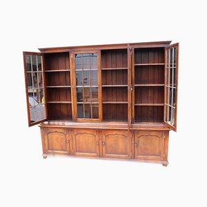 Large Oak Bookcase, 1920s