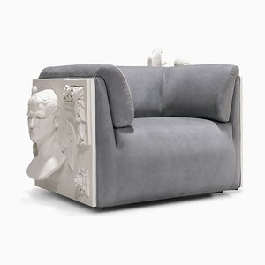 Versaille Lounge Chair from Covet Paris