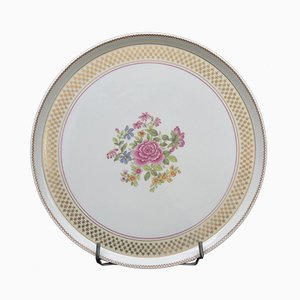 Decorative Cake & Pie Plate from Raynaud Limoges