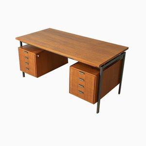 Desk by Herbert Hirche for Holzäpfel, 1950s