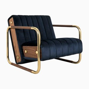 Minelli Lounge Chair from Covet Paris