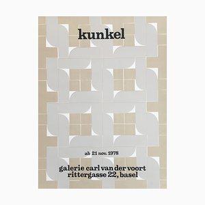 Don Kunkel, Silkscreen, 1978