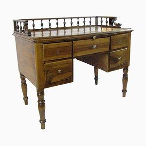 Antique Desk in Walnut