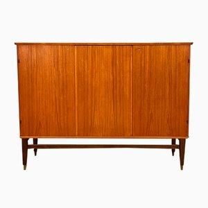 Scandinavian Mid-Century Modern Teak Sideboard by Bodafors for Ikea, 1960s