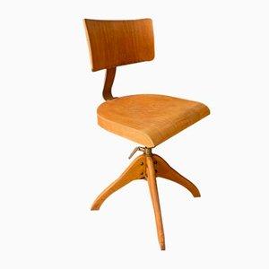 Antique Desk Chair from Polstergleich