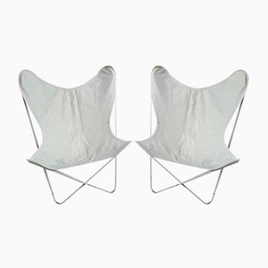 AA Butterfly Chairs from Airborne, Set of 2