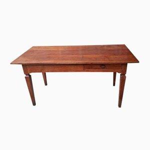 Farmhouse Table in Walnut