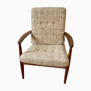 Easy Chair by Grete Jalk for France & Son