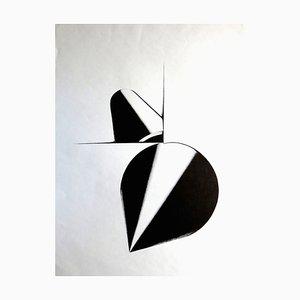 Rune Mields, Original Large Silkscreen, 1970
