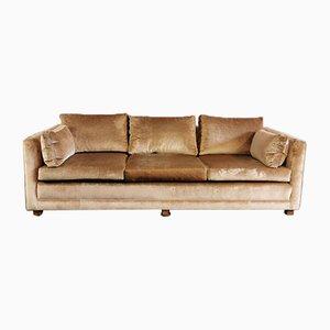 Velvet Sofa by Andrew Martin