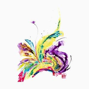 Imaginäre Blume 9