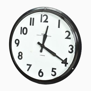 Antique Wall Clock by Smiths