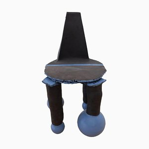 Erythro Clay Chair by Ia Kutateladze