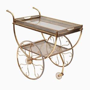 Brass Trolley by Josef Frank