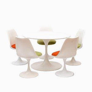 6-Piece Tulip Seating Group by Eero Saarinen