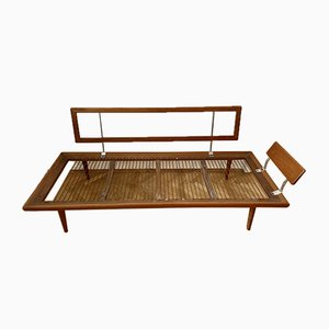 Danish Minerva Daybed by Peter Hvidt for France and Son