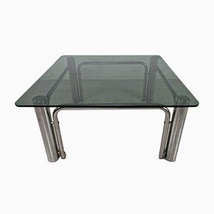 Vintage Low Square Table