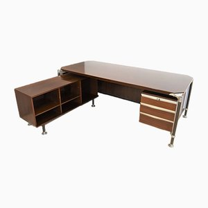 Office Desk by Ico Parisi for MIM, Italy, 1960s
