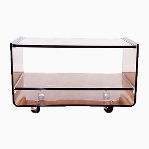 Plexiglass Coffee Table from Roche Bobois, 1980s