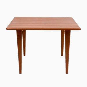 Scandinavian Teak Coffee Table, 1960s