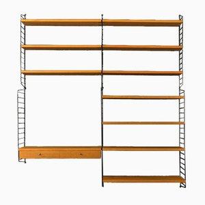 String Shelf System by Nils Strinning, 1950s