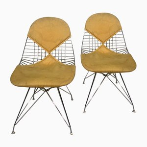 Chairs by Charles & Ray Eames for Herman Miller, Set of 2