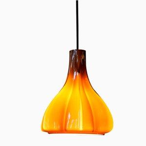 Vintage Pendant Lamp from Peill & Putzler, 1970s