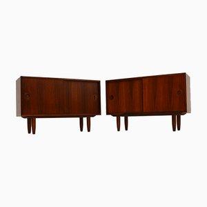 Danish Cabinets from Hansen and Guldborg, Set of 2