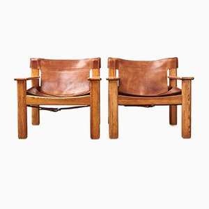 Natura Lounge Chairs by Karin Mobring for Ikea, 1970s, Set of 2