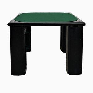 Lacquered Game Table by Pierluigi Molinari for Pozzi, 1970s