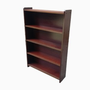 Vintage Mahogany and Glass Bookcase