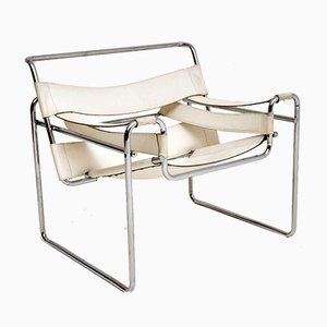 Vintage Wassily Armchair by Marcel Breuer for Gavina, 1960s