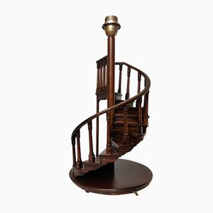 Spiral Staircase Lamp from Hanbel, 1980s
