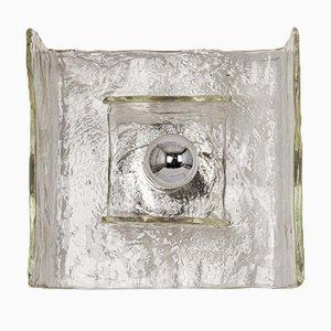 Murano Glass Sconce from Kalmar, Austria, 1960s
