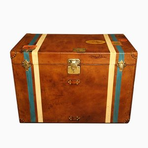 Extra Large All-Leather Trunk from Louis Vuitton