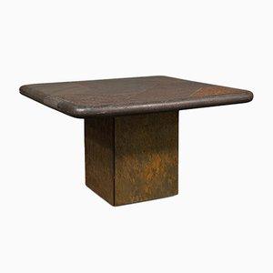 Vintage Dutch Brutalist Tableaux Coffee Table by Paul Kingma