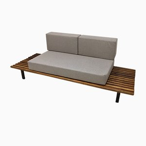 Cansado Bench by Charlotte Perriand for Steph Simon