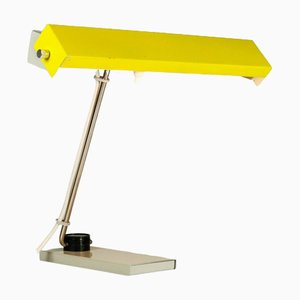 DDR Model 2010 Table Lamp by Veb Hall, 1970s