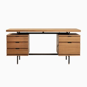 Executive Office Desk by Peter Guariche for Huchers-Minvielle, 1962