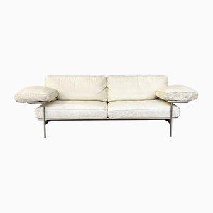 Sofá de tres plazas Diesis italiano Mid-Century moderno de Antonio Citterio para B&B Italia, años 70