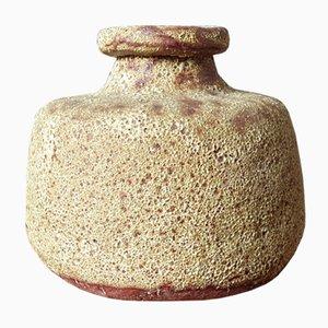 One Grès Vase by Ingrid Huntzinger