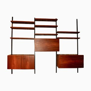 Rosewood Library Bookcase