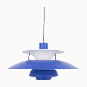 Danish PH 5 Ceiling Lamp by Poul Henningsen for Louis Poulsen, 1950s