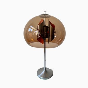 Large Table Lamp Attributed to Raak, Netherlands, 1960s