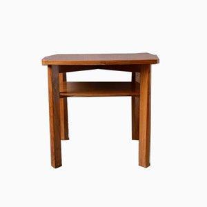 Art Deco Pedestal Table