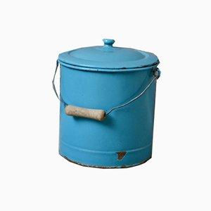 French Metal Bucket, 1940